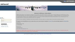 Milplanner Online Login