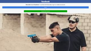 Securator - Home - Facebook Touch