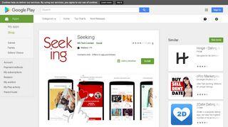 Seeking - Apps on Google Play