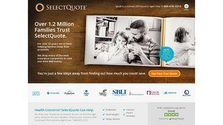 lock Online Login - SelectQuote