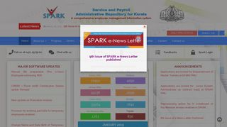 SPARK – Official info site of SPARK Software