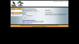 SETC Registration - MatchingNeeds