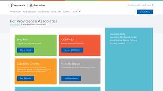 For Providence Associates - Providence - Providence.net