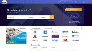 Shine.com: Jobs 2019 - Search Jobs in India, Latest Job Vacancies ...