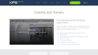 Coaches and Trainers - Sideline Sports