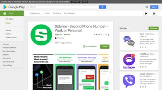 Second Phone Number - Apps on Google Play