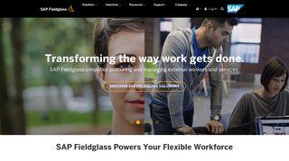 SAP Fieldglass: External Workforce and Services Procurement Solutions