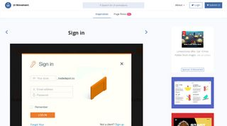 Sign in - UI Movement