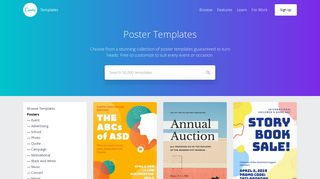 Customize 5,177+ Poster templates online - Canva