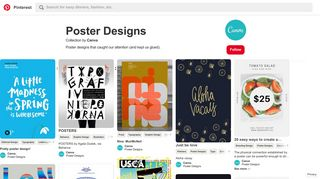 2371 Best Poster Designs images   Poster, Graph design, Graphic ...