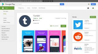 Tumblr - Apps on Google Play