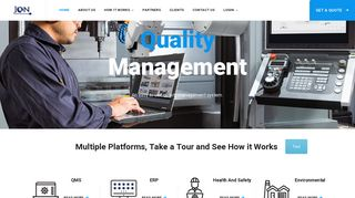 Ion Quality Systems – Quality Management System