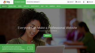 Site.pro   Professional Website Builder for Your Business   Create a ...