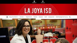 La Joya ISD - Home
