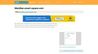 Meridian Smart Square (Meridian.smart-square.com) - Login