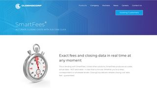 SmartFees - ClosingCorp