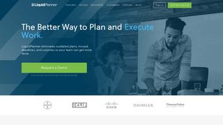 LiquidPlanner: Online Project Management Software for Your Business