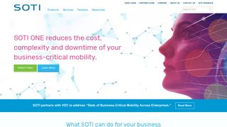 Business Mobility & IoT Solutions | SOTI