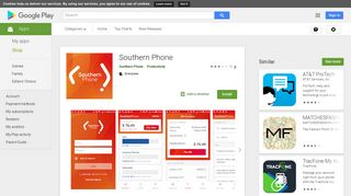 Southern Phone - Apps on Google Play
