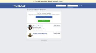 Srinivasa Marriages Profiles   Facebook