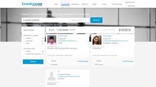 Ss corporate securities ltd Recruiters - Naukri.com