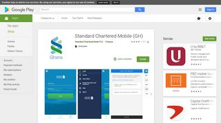 Standard Chartered Mobile (GH) - Apps on Google Play