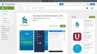 Standard Chartered Mobile (ZW) - Apps on Google Play