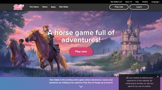 Star Stable: A horse game online full of adventures!