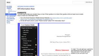 STI Information Now - ecc - Google Sites
