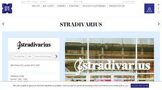 Stradivarius - Oxford Street