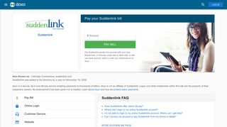 Suddenlink: Login, Bill Pay, Customer Service and Care Sign-In - Doxo