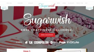 Sugarwish: A Unique Candy gift that starts as eGift!