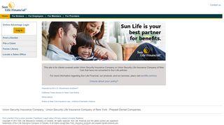 Sun Life Financial, US