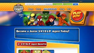 SHSO Membership: Play Kids Games Online | HeroUp.com