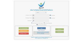 Employee Login - Employee Portal - ZingHR