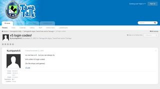 v5 login codes! - Tamagotchi Apps, TamaTown and e-Tamago - TamaTalk