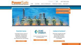 Utility Safety Training | PowerSafe