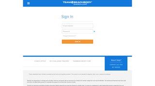 TBB Coach - Team Beachbody