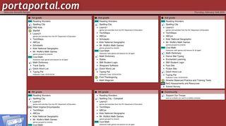raincl guest page - Portaportal