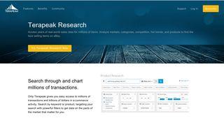 Research - eBay Top Selling Items, Categories & Market ... - Terapeak