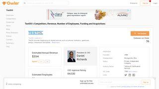TestOil Competitors, Revenue and Employees - Owler Company Profile