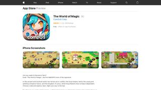 The World of Magic on the App Store - iTunes - Apple