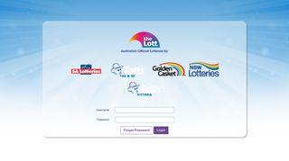 Retailers Web: Login