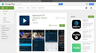 Spectrum TV - Apps on Google Play
