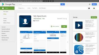 My Spectrum - Apps on Google Play