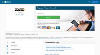 Tipmont Remc: Login, Bill Pay, Customer Service and Care Sign-In