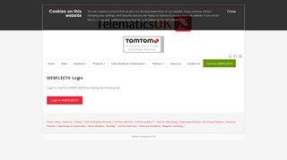 WEBFLEET® Login | Telematics UKTelematics UK