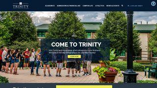 Trinity Christian College in Chicago, Illinois