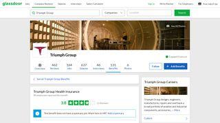 Triumph Group Employee Benefit: Health Insurance   Glassdoor