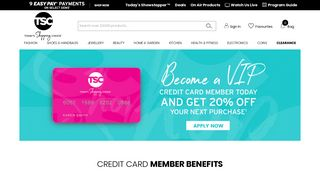 TSC Credit Card - Online Shopping for Canadians